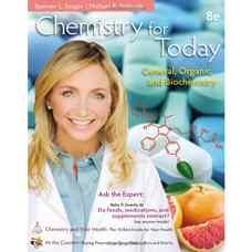 شیمی عمومی و آلی و بیوشیمی برای امروز (سیگر، اسلابو) (ویرایش هشتم 2013)