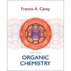 شیمی آلی (کری) (ویرایش چهارم 2000)