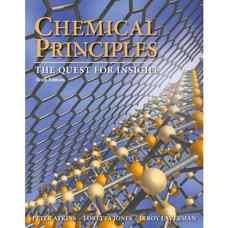 اصول شیمی (اتکینز، جونز و لاورمن) (ویرایش ششم 2012)