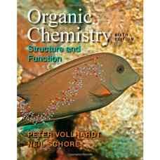 شیمی آلی (وولهارت، شور) (ویرایش ششم 2010)