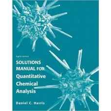 حلالمسائل شیمی تجزیه محاسباتی (هریس) (ویرایش هشتم 2010)