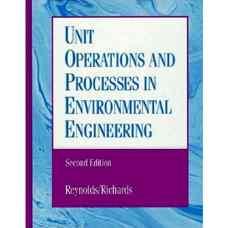 فرآیندها و عملیات واحد در مهندسی محیط زیست (رینولدز و ریچاردز) (ویرایش دوم 1995)