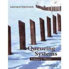 سیستم های صف - جلد اول: تئوری (کلینراک) (ویرایش اول 1975)