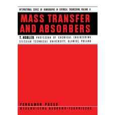 انتقال جرم و جذب کننده ها (هابلر) (ویرایش اول 1966)