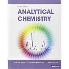 شیمی تجزیه (کریستین، داسگوپتا و شوگ) (ویرایش هفتم 2013)