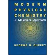 شیمی فیزیک مدرن: رویکردی مولکولی (دافی) (ویرایش اول 2000)