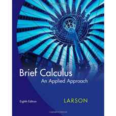 خلاصه حساب دیفرانسیل و انتگرال: رویکردی کاربردی (لارسون) (ویرایش هشتم 2007)
