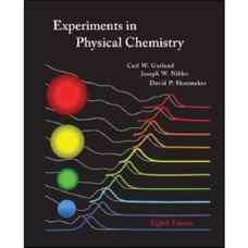 آزمایش ها در شیمی فیزیک (گارلند، نیبلر و شومیکر) (ویرایش هشتم 2008)