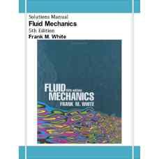 حل المسائل مکانیک سیالات (وایت) (ویرایش پنجم 2002)