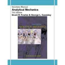 حل المسائل مکانیک تحلیلی (فاولز و کاسیدی) (ویرایش هفتم 2004)