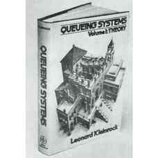 حل المسائل سیستم های صف - جلد اول: تئوری (کلینراک) (ویرایش اول 1975)