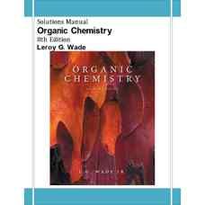 حل المسائل شیمی آلی (وید) (ویرایش هشتم 2012)