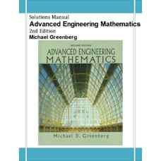 حل المسائل ریاضیات مهندسی پیشرفته (گرینبرگ) (ویرایش دوم 1998)
