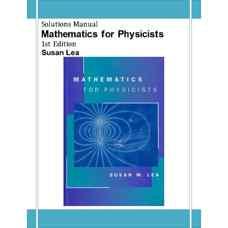 حل المسائل ریاضی برای فیزیکدان ها (لیا) (ویرایش اول 2003)