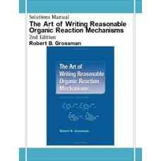 حل المسائل هنر نوشتن واکنش های شیمی آلی (گراسمن) (ویرایش دوم 2002)