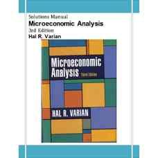 حل المسائل تحلیل اقتصاد خرد (واریان) (ویرایش سوم 1992)