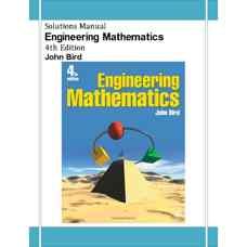 حل المسائل ریاضیات مهندسی (بیرد) (ویرایش چهارم 2003)