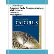 حل المسائل حساب دیفرانسیل و انتگرال چند متغیره (راگاوسکی) (ویرایش دوم 2011)