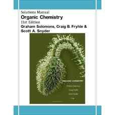 حل المسائل شیمی آلی (سالامانز، فریل و اسنایدر) (ویرایش یازدهم 2013)