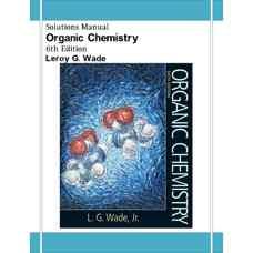 حل المسائل شیمی آلی (وید) (ویرایش ششم 2005)