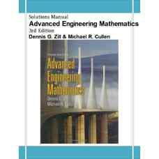 حل المسائل ریاضیات مهندسی پیشرفته (زیل و کالن) (ویرایش سوم 2006)