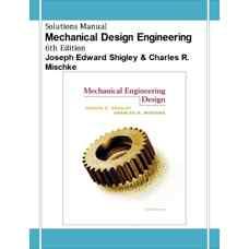 حل المسائل طراحی اجزای مکانیکی (شیگلی و میچک) (ویرایش ششم 2001)