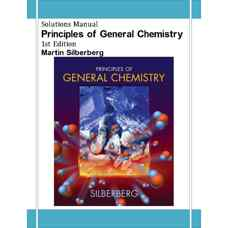 حل المسائل اصول شیمی عمومی (سیلبربرگ) (ویرایش اول 2006)