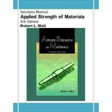 حل المسائل مقاومت مصالح کاربردی (مات) (ویرایش چهارم 2001)