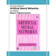 حل المسائل شبکه های عصبی مصنوعی (یگنانارایانا) (ویرایش اول 2004)