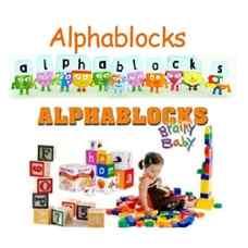 آموزش زبان انگلیسی کودکان Alphablocks