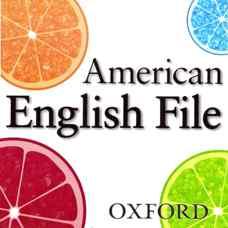مجموعه آموزش زبان انگلیسی American English File