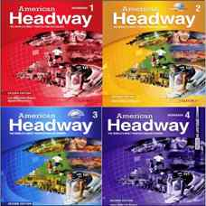 مجموعه آموزش زبان انگلیسی American Headway