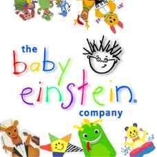 مجموعه آموزش زبان انگلیسی Baby Einstein