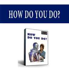 سریال آموزش زبان انگلیسی How Do You Do