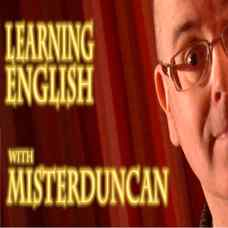 مجموعه آموزش زبان انگلیسی Learn English with Mr. Duncan