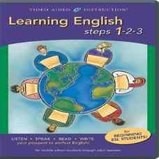 دانلود مجموعه آموزش زبان انگلیسی Learning English Steps