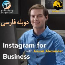آموزش اینستاگرام برای کسب و کار - شرکت لیندا (دوبله فارسی)