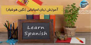 آموزش زبان اسپانیایی توسط نگین هوشیار - دانشگاه پوناتو